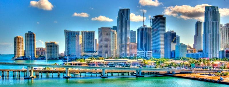 Miami se consolida como una ciudad tecnológica.